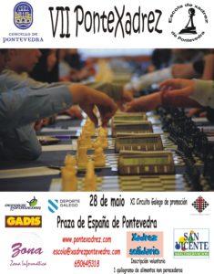 VII Torneo PonteXadrez